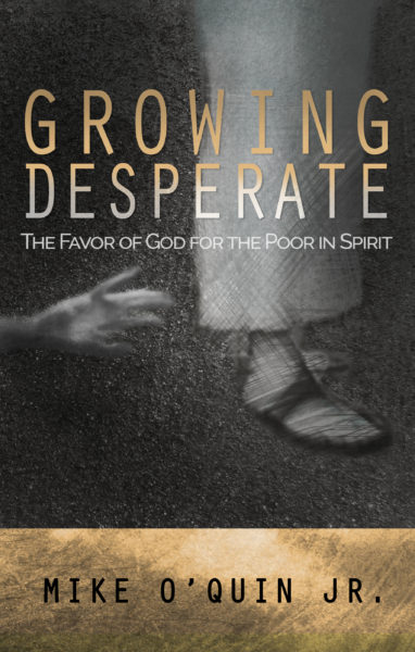 Growing Desperate - Book Cover - Mike O